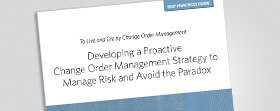 Change Order Management Increases Productivity & Drives Profit
